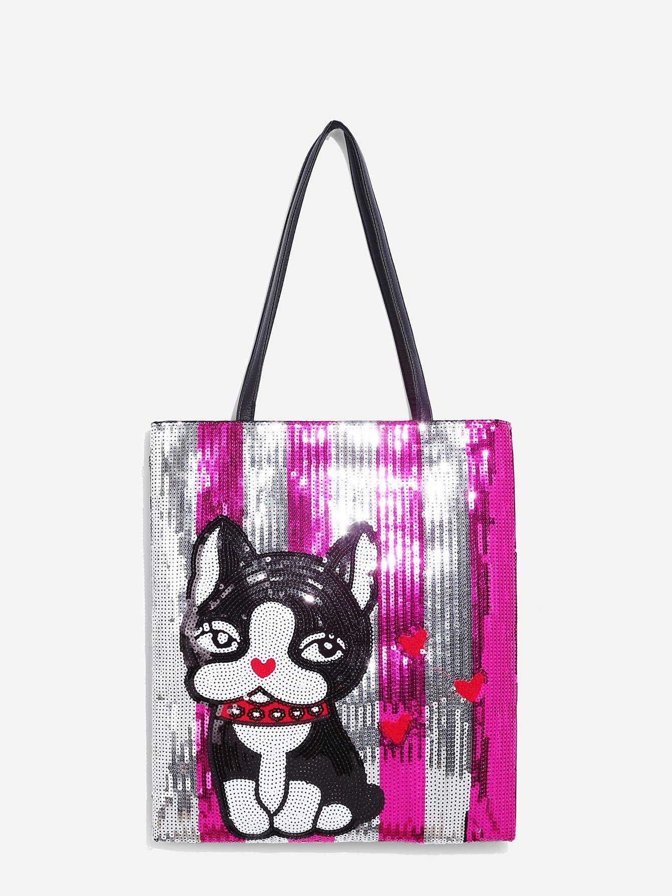 Купить Наплечные сумки многоцветный Сумки, null, SheIn