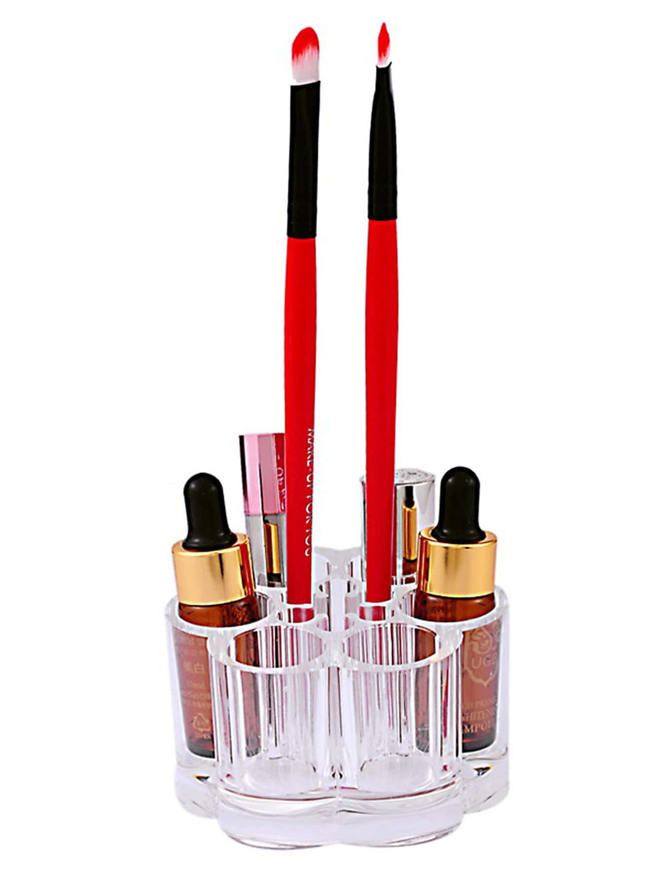 Clear Makeup Holder Clear Makeup Brush Holder