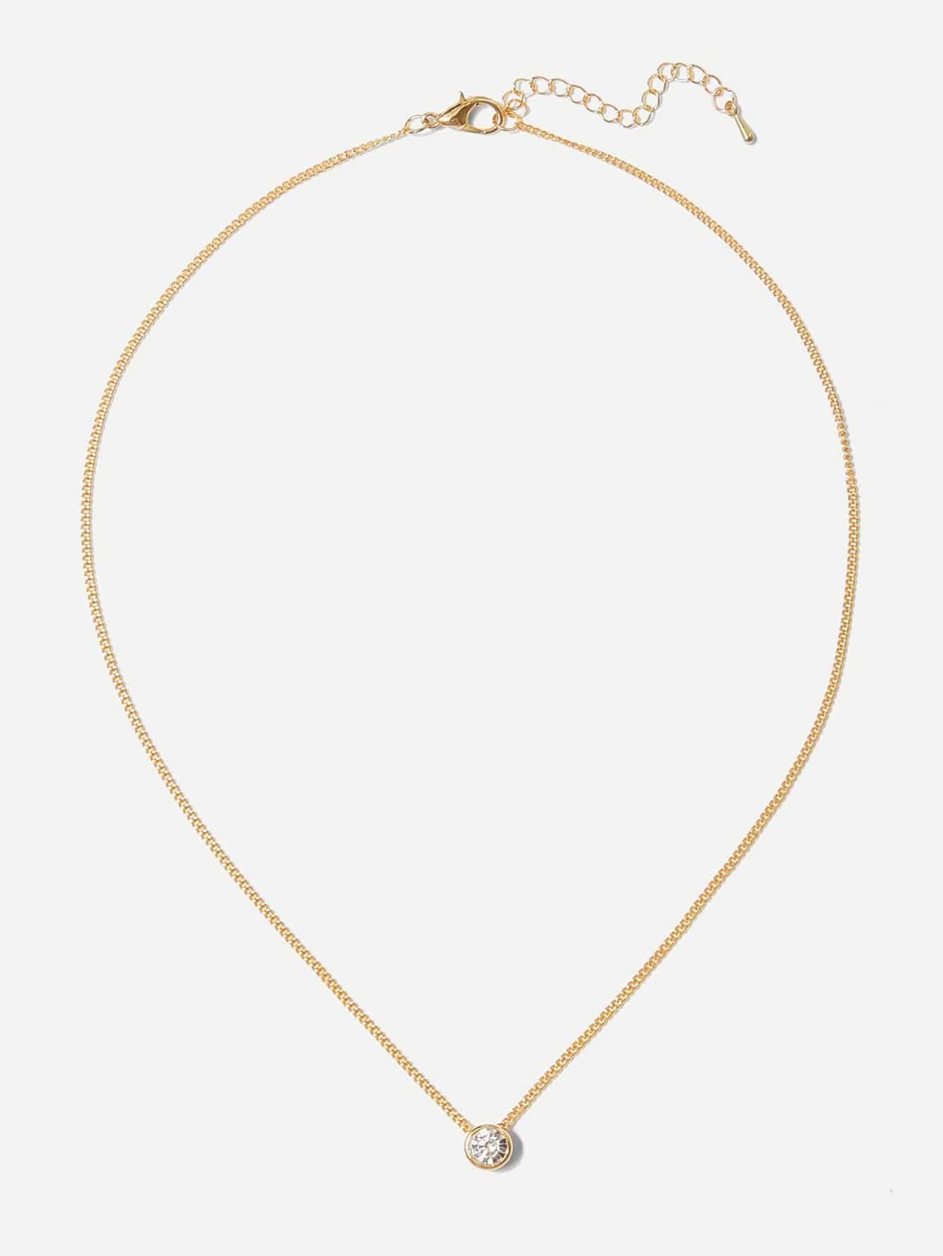 Подвеска Золотые Ожерелья от SheIn