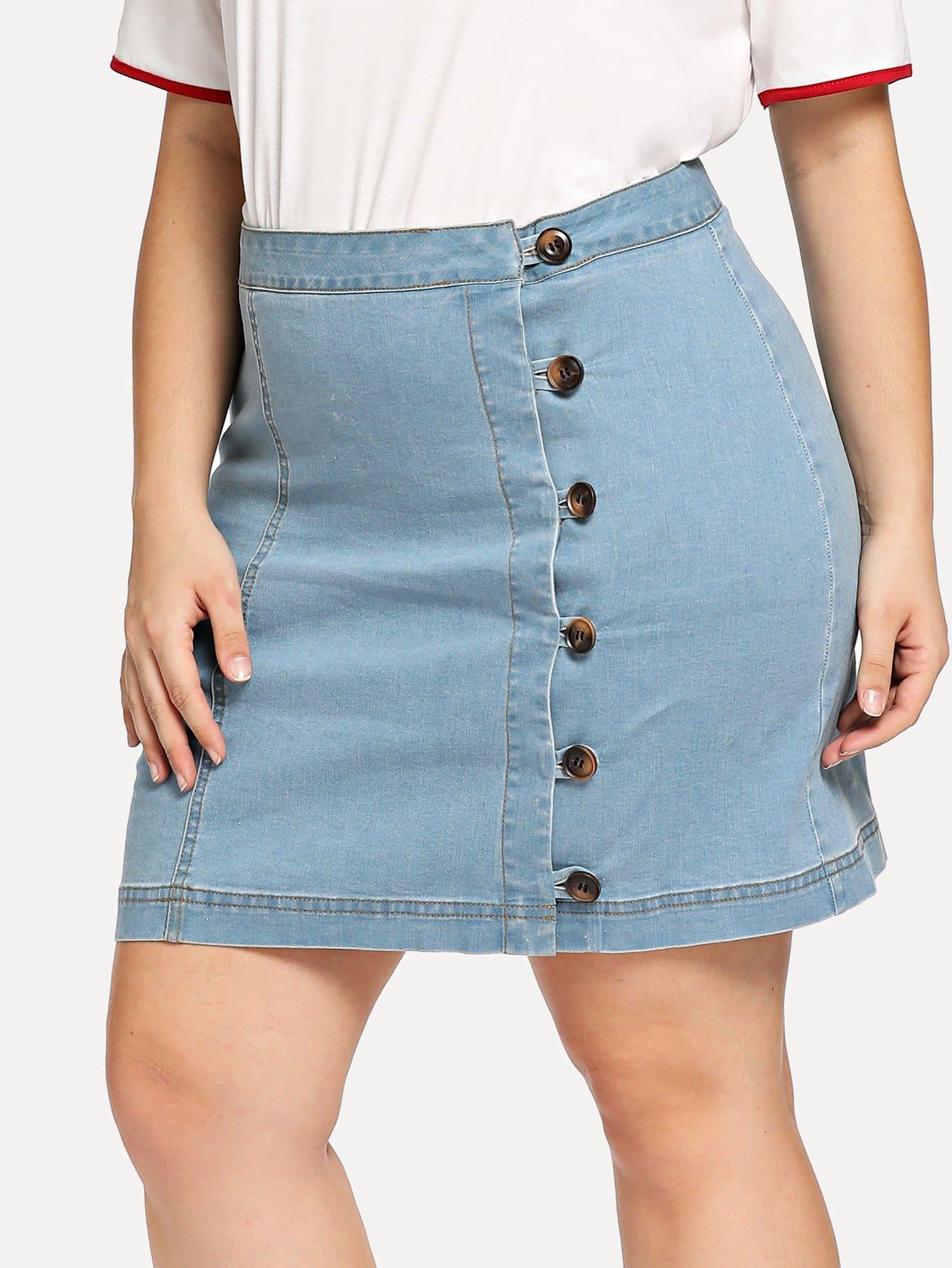 Купить Женская юбка, Carol, SheIn