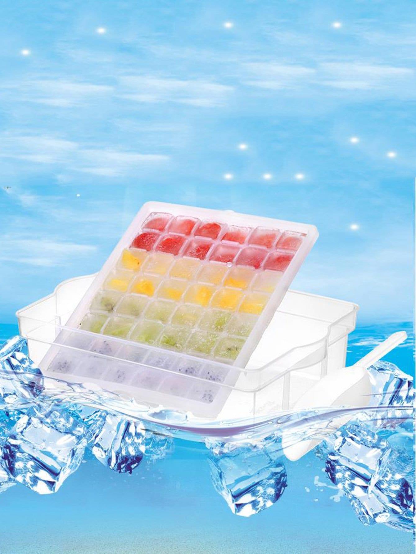 Lattice Ice Mold & Shovel & Box lattice ice mold