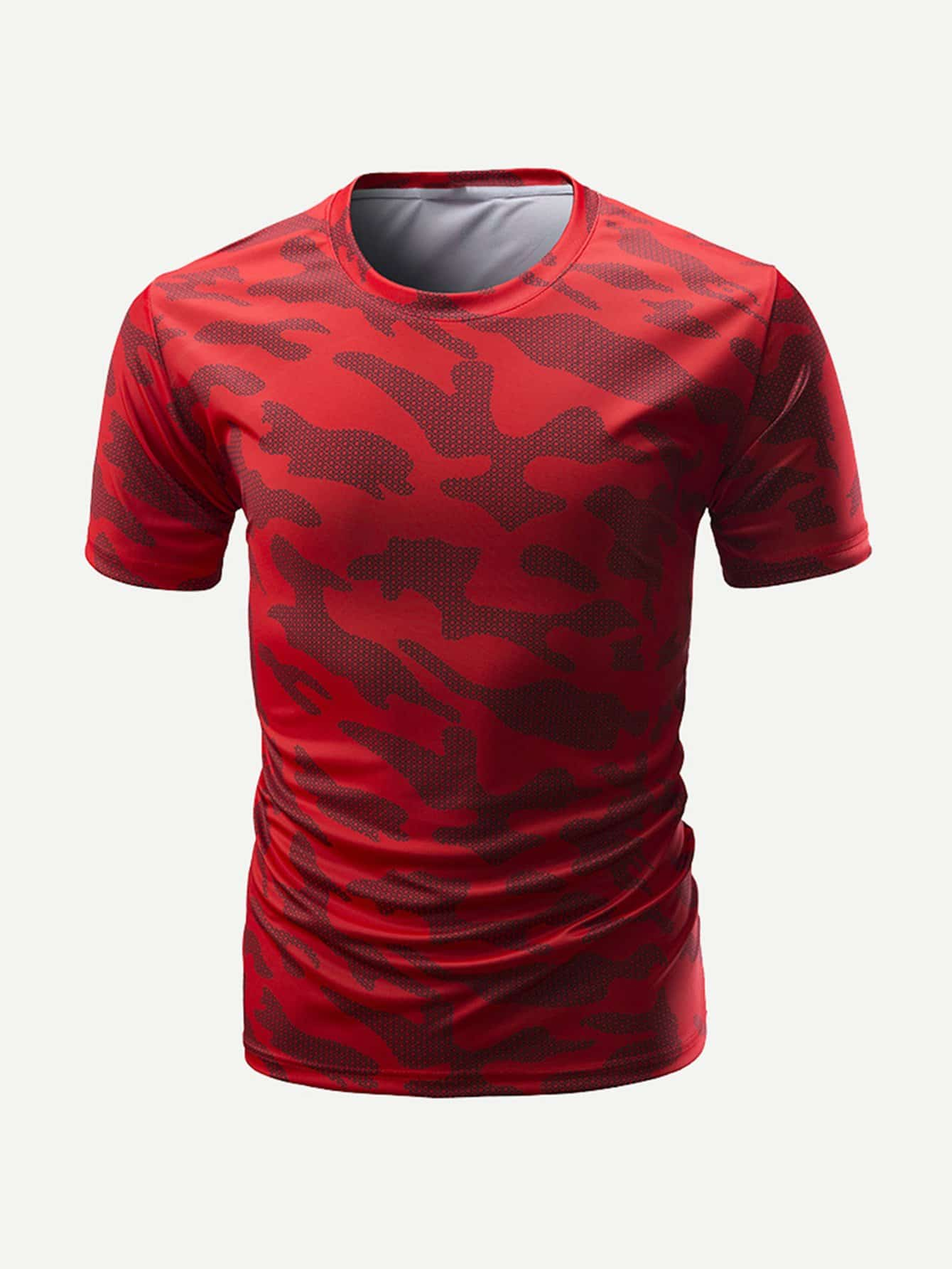 Men Solider Camo Tee mnotht 1 6 black american police solider model suit clothes 12in undercover agent solider model clothing l30 collection toy