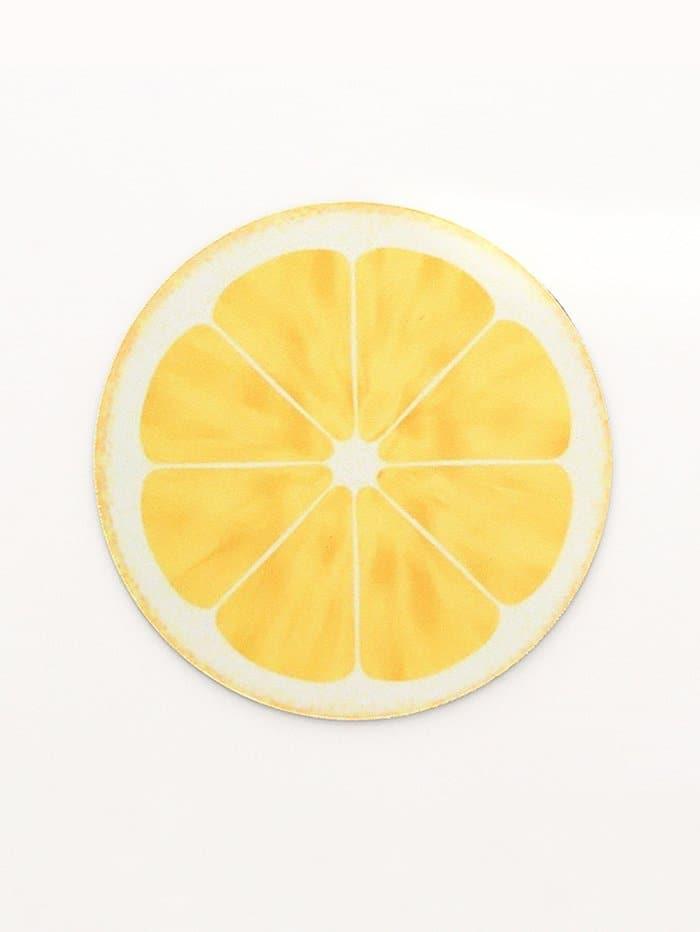Round Lemon Mouse Pad ноутбук dell inspiron 5570 5570 5617 intel core i3 6006u 2 0 ghz 4096mb 256gb ssd dvd rw amd radeon 530 wi fi bluetooth cam 15 6 1920x1080 windows 10 64 bit