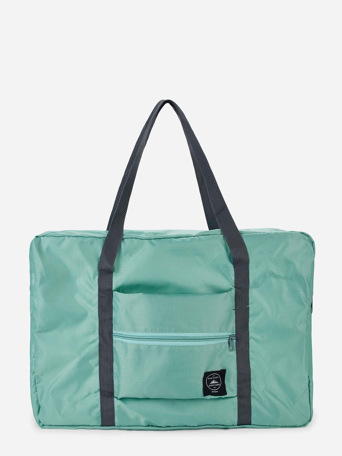 SHEIN Logo Clothes Storage Bag