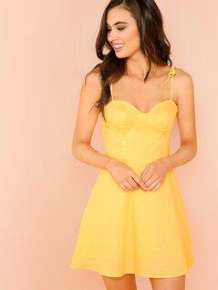 Bustier Bodice Dress