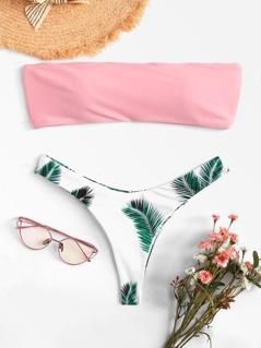 Mix And Match Bikini Set