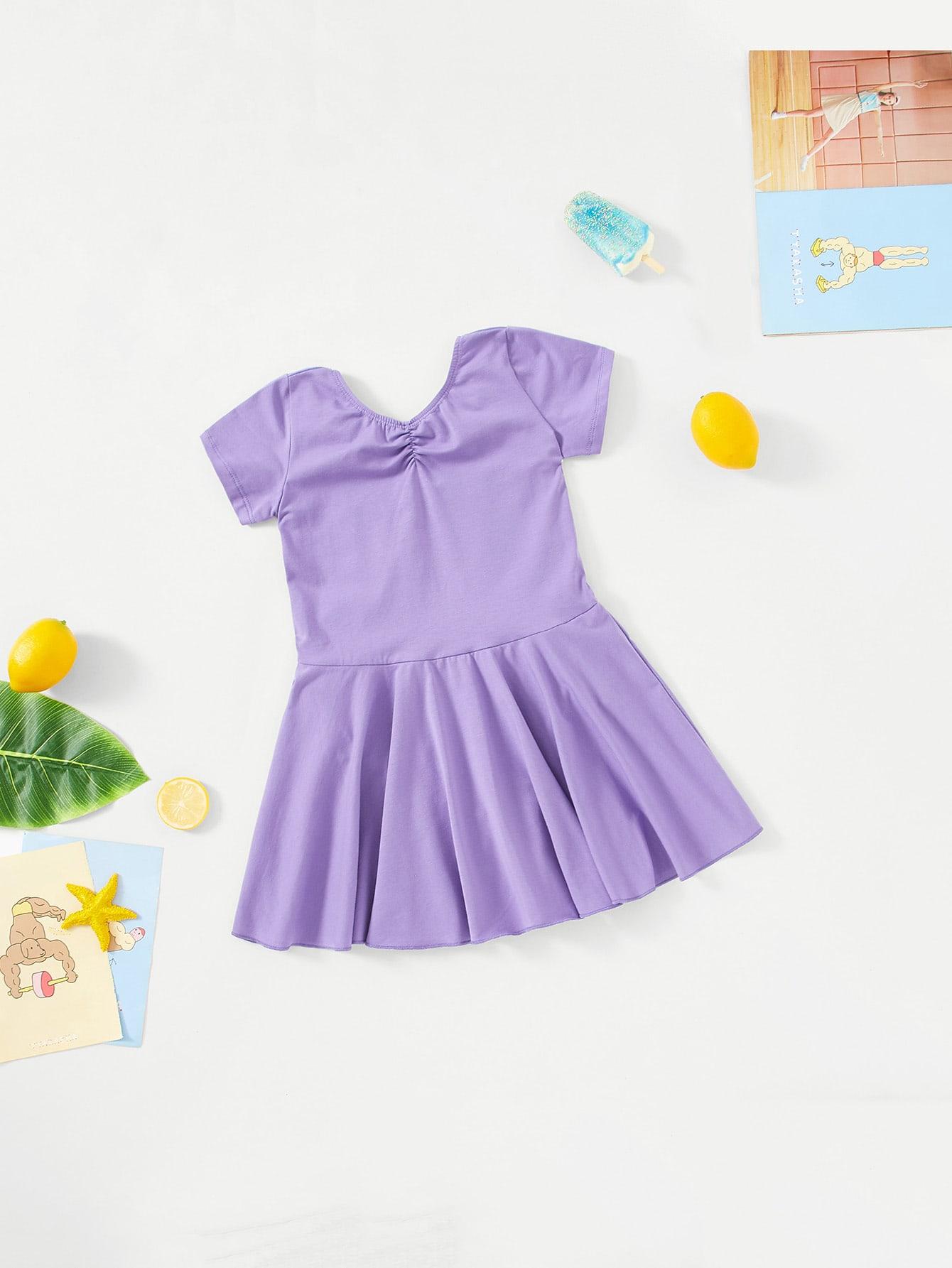 Купить Платье для девочек и девочек, null, SheIn