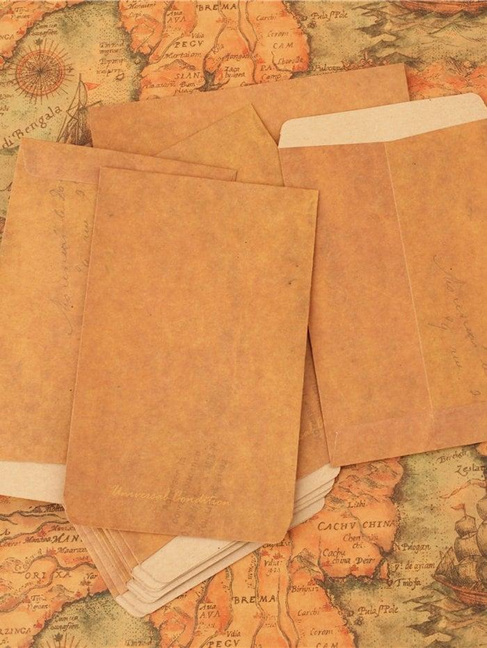 Купить Бумажная конверт 10 шт., null, SheIn