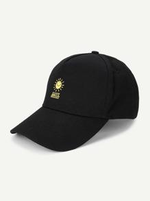 Sun Print Baseball Cap