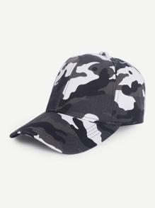 Random Camouflage Baseball Cap