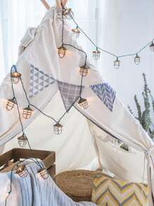 20pcs Cage Cover String Light