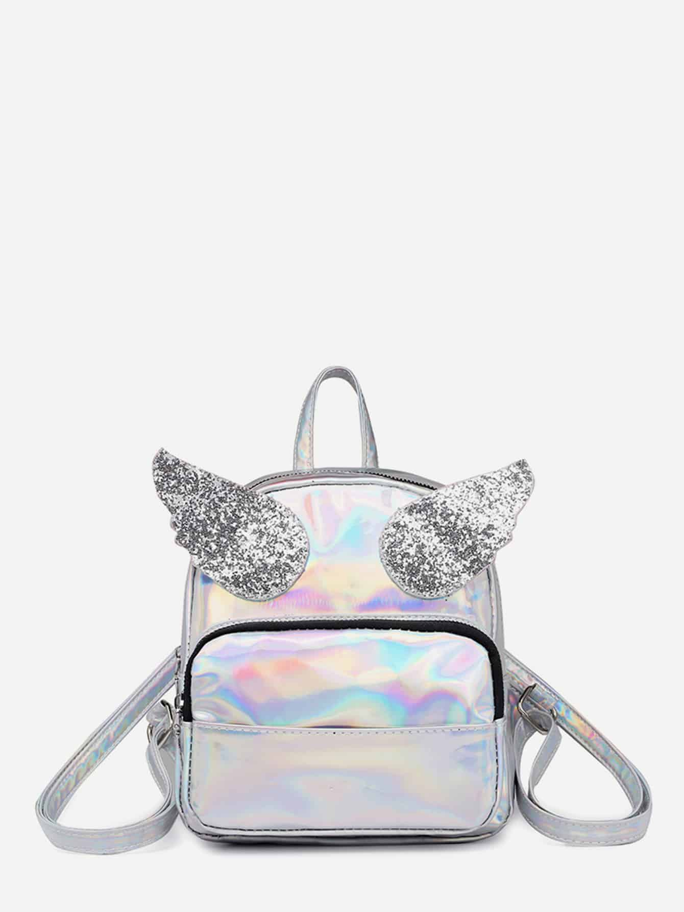 Angel Wings Decor Backpack стакан pasabahce оптика 60 мл