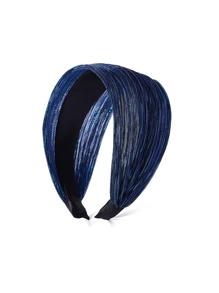 Plain Wide Headband