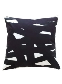 Abstract Pattern Pillowcase Cover 1pc