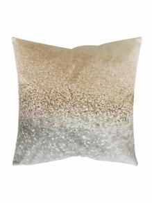 Gravel Print Pillowcase Cover 1pc