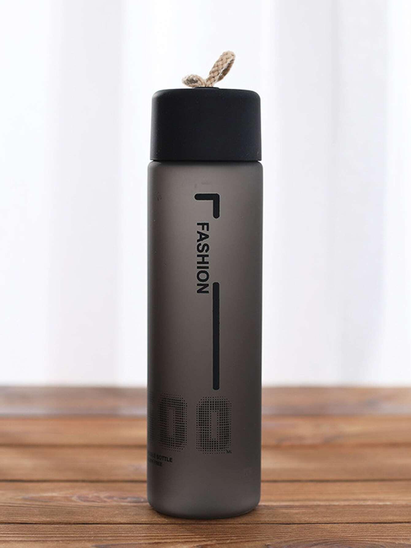 Slogan Print Water Bottle 500ml 500ml hydrogen rich cup generator alkaline water maker portable health bottle high concentration hydrogen water usb