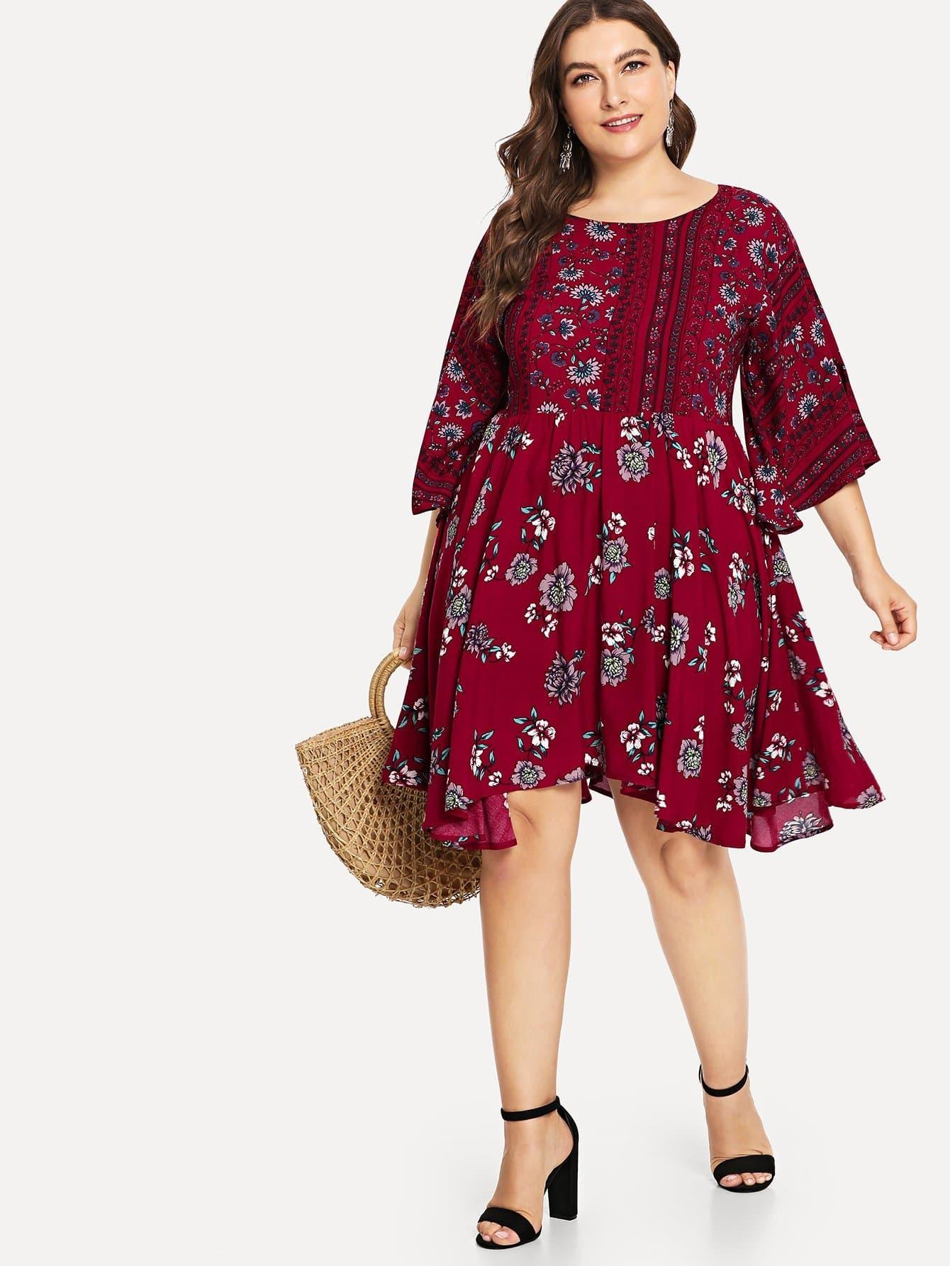 Платье из бисера из трусики SheIn