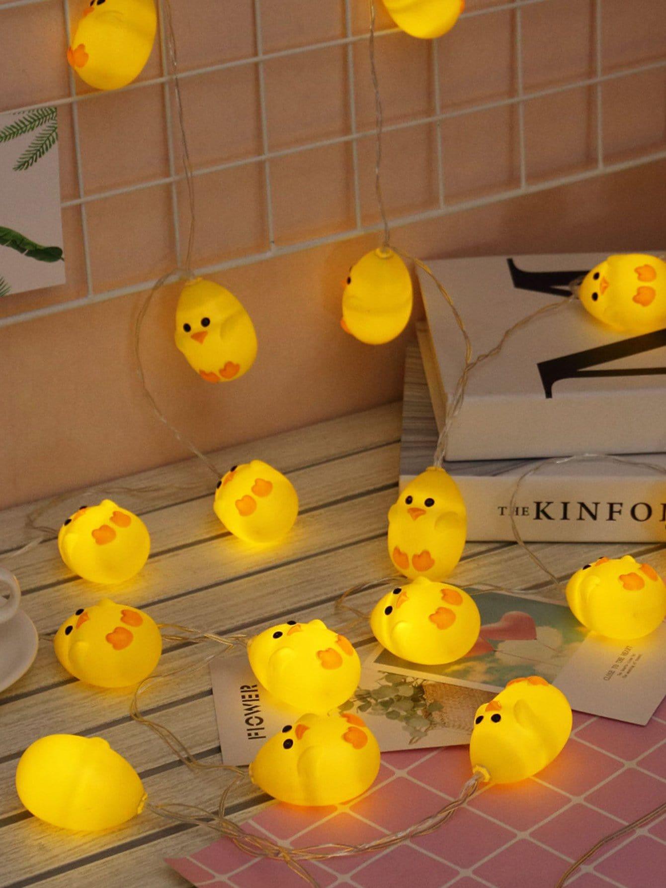 20pcs Bulbs Duck Design String Light