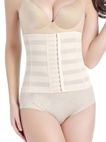 Hollow Out Corset Shapewear