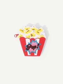 Popcorn Design Cute Wallet