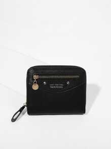 Foldover PU Wallet