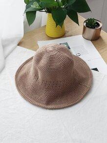 Minimalist Woven Hat