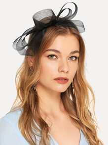 Mesh Embellished Headband