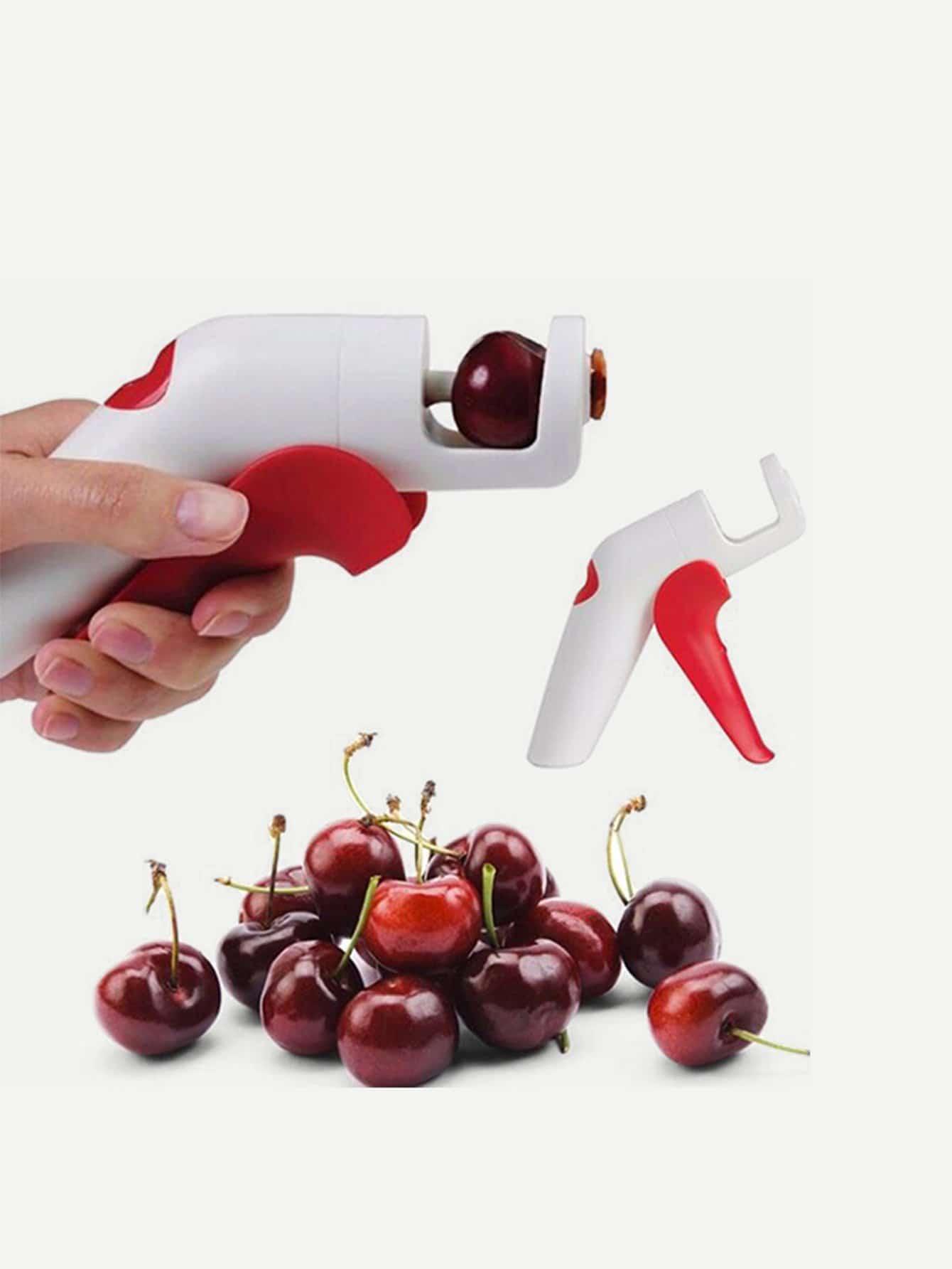 Купить Инструмент для пластиковый очищаемый от кожуры вишня, null, SheIn