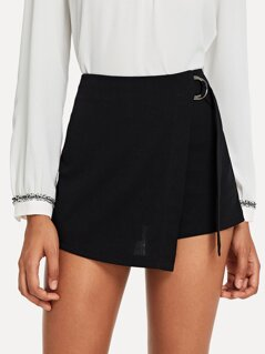 Wrap Solid Knot Shorts