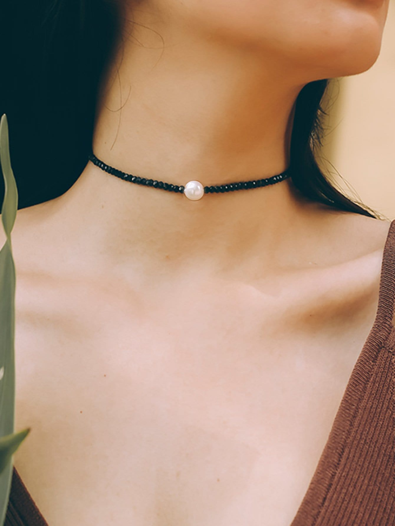 Beads Armband mit Kunstperlen