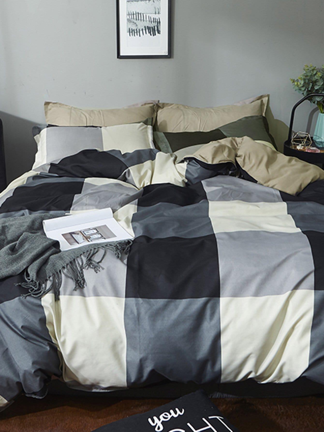Купить Комплект для кровати разные цвета, null, SheIn