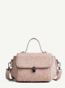 Push Lock Flap Grab Bag
