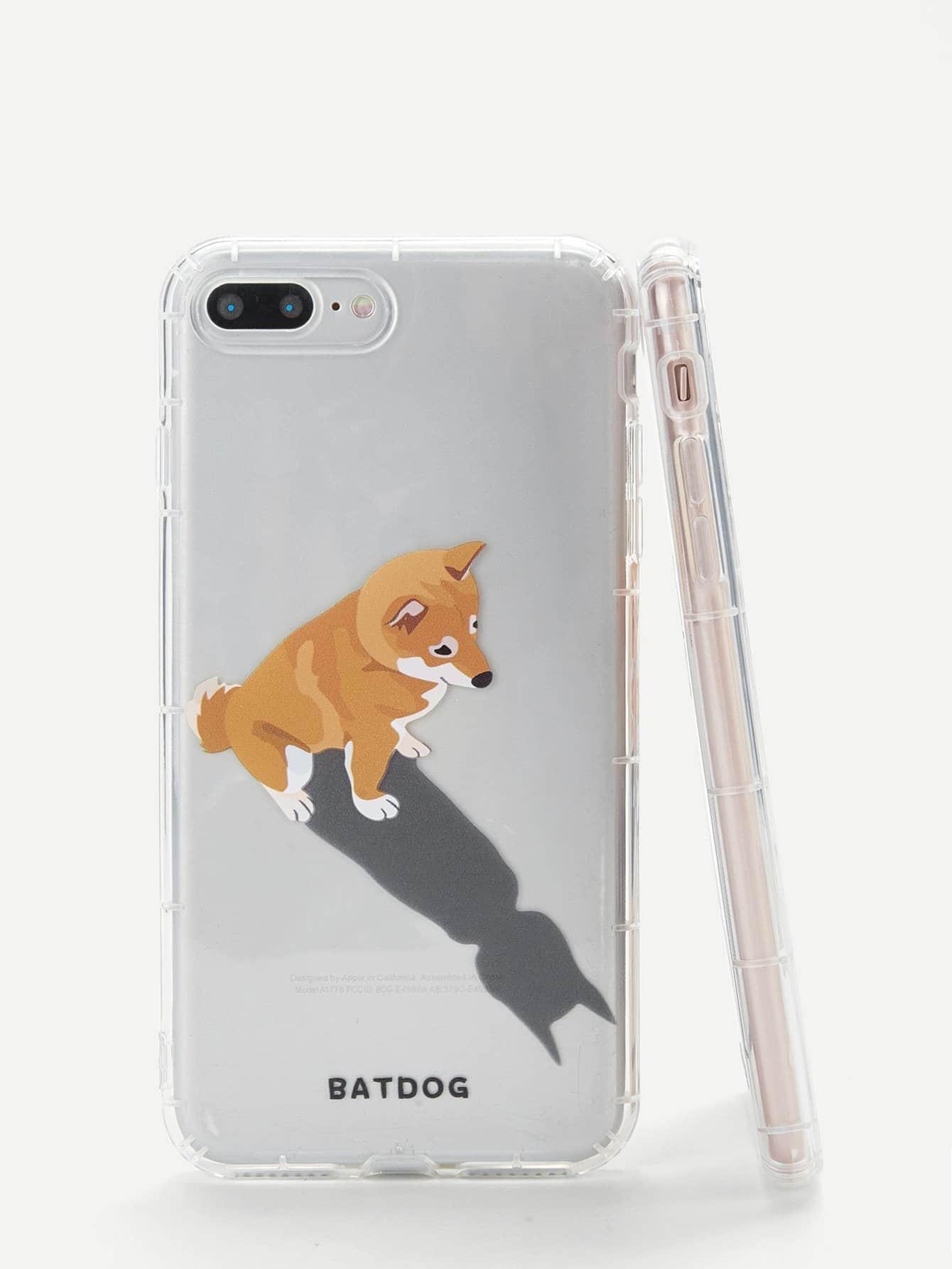 De chien et l'Ombre de Cas d'iPhone