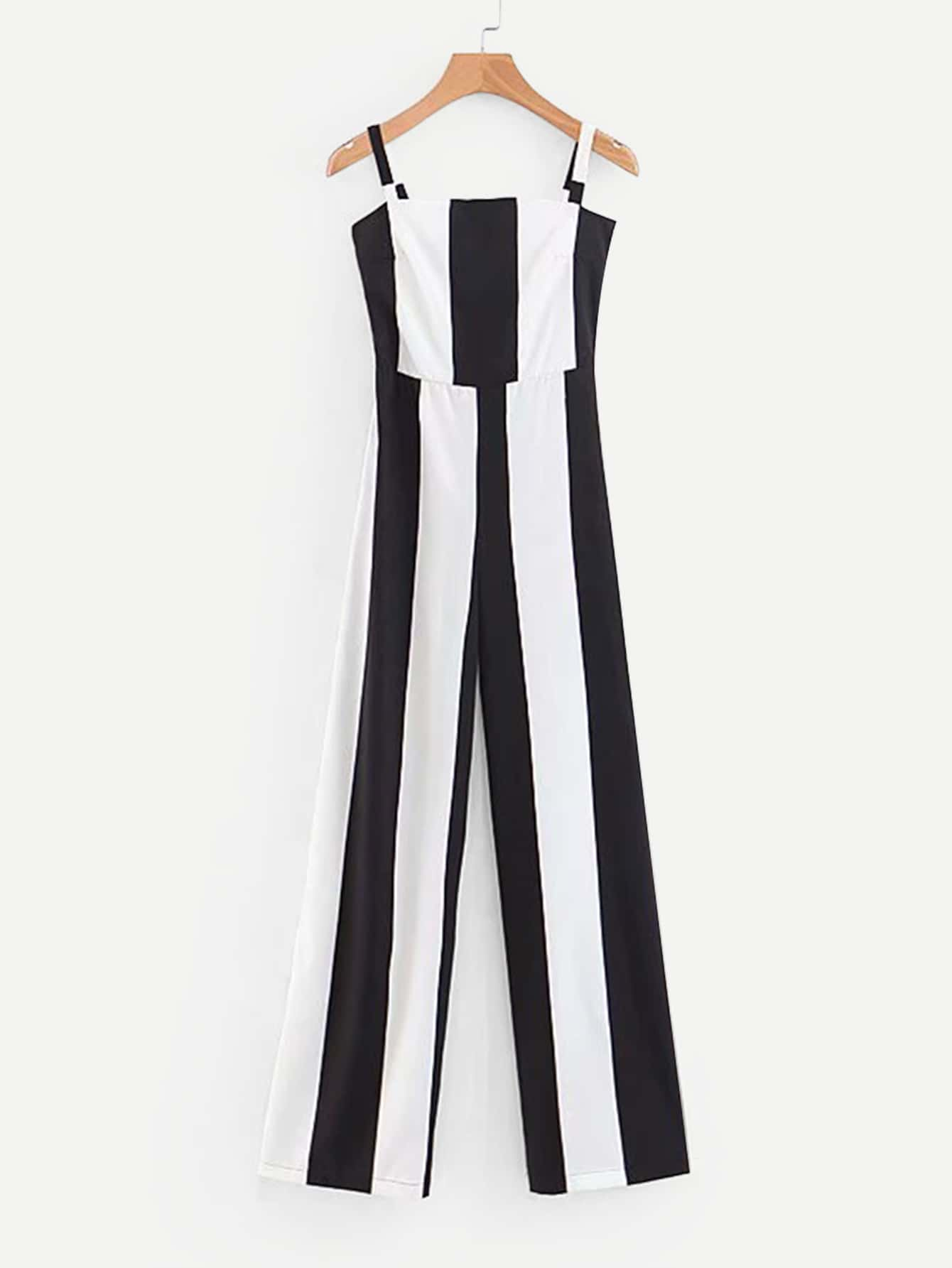 Block Stripe Suspender Jumpsuit adult mens light blue overalls denim suspender pants men salopette jeans new arrival slim straight jumpsuit 71401