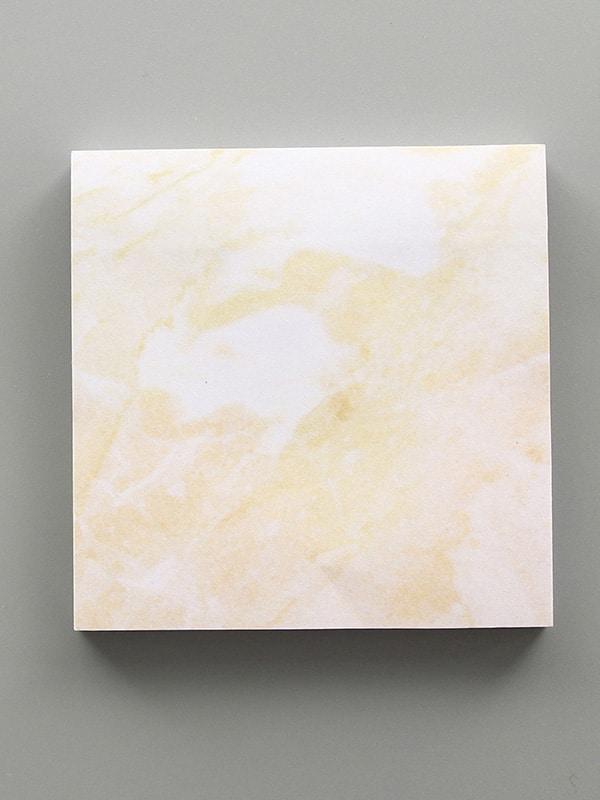 Marble Pattern Sticky Note 90sheets