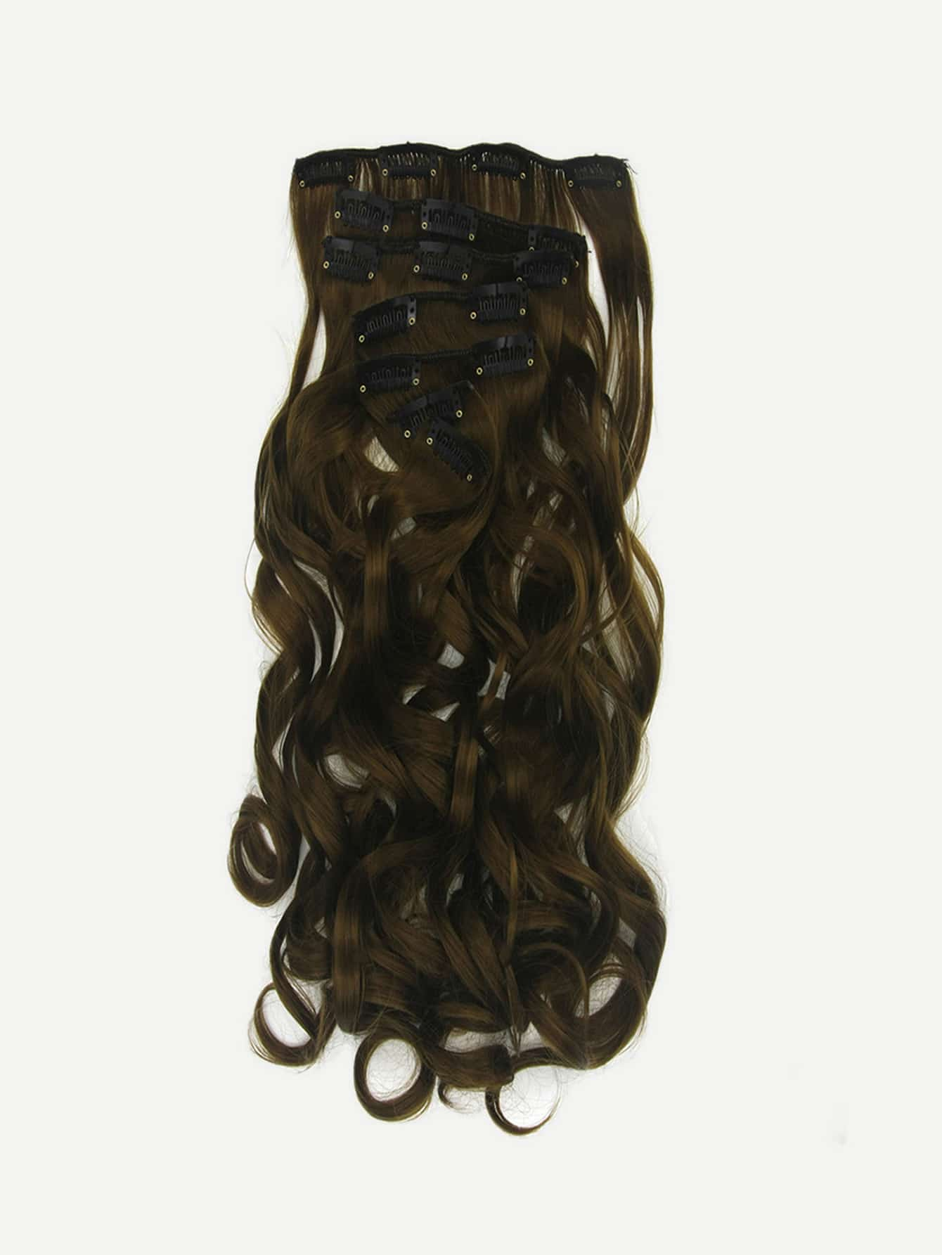 Clip In Soft Wave Hair Extension 1pc lovely soft germination clip to candy fruit a word clip children s hair accessories