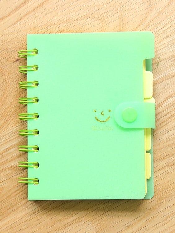 Купить Воздушная записная книжка с рисунками смайлика 105 шт, null, SheIn