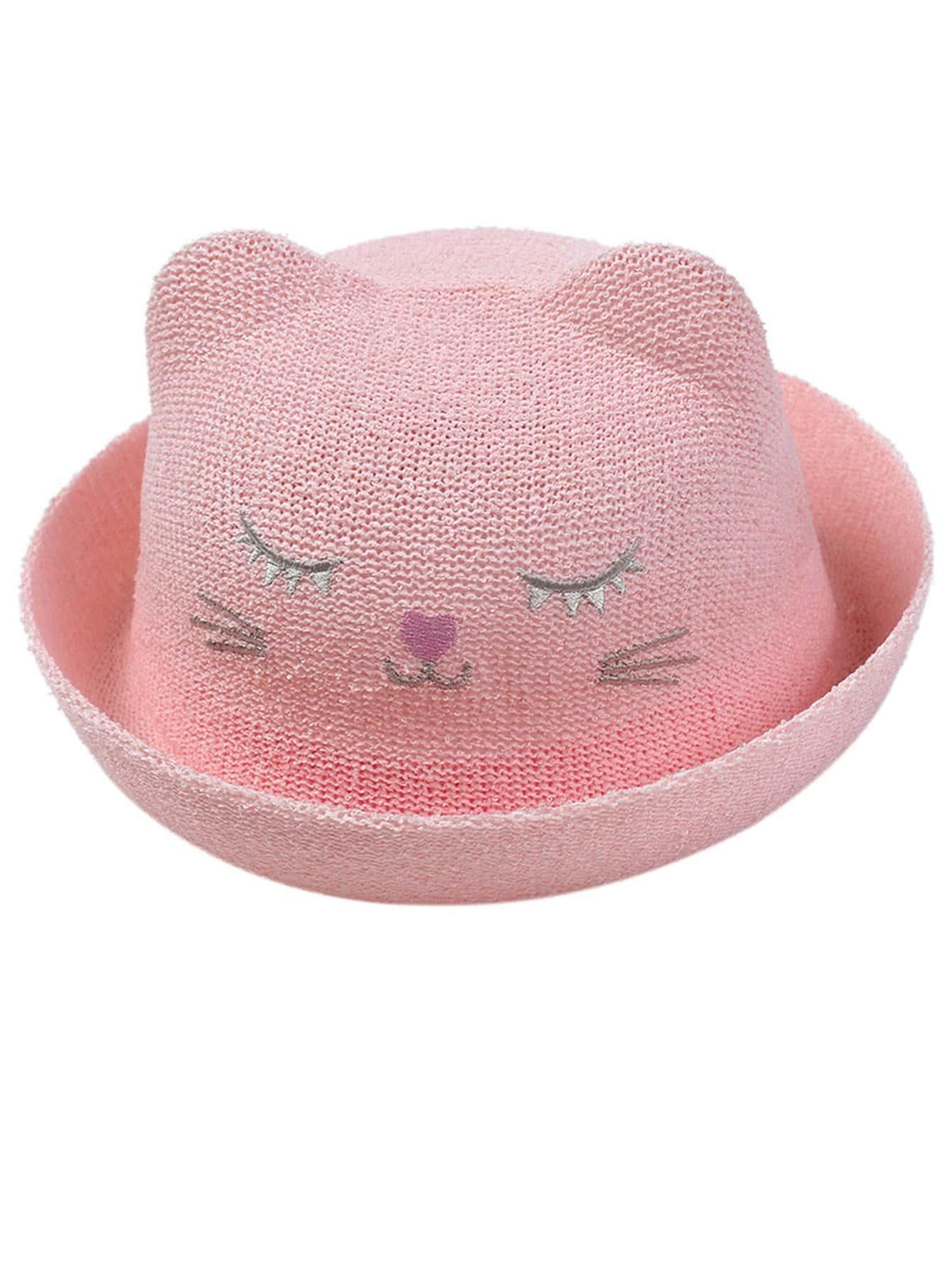 Купить Парадный головной убор и с украшением вышивки для девочки, null, SheIn