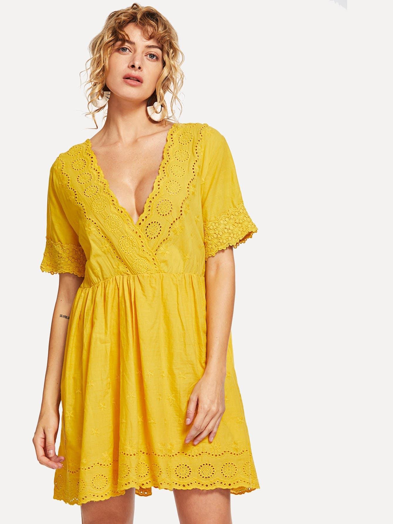 Купить Платье для вышивания вышивки вышивкой, Masha, SheIn