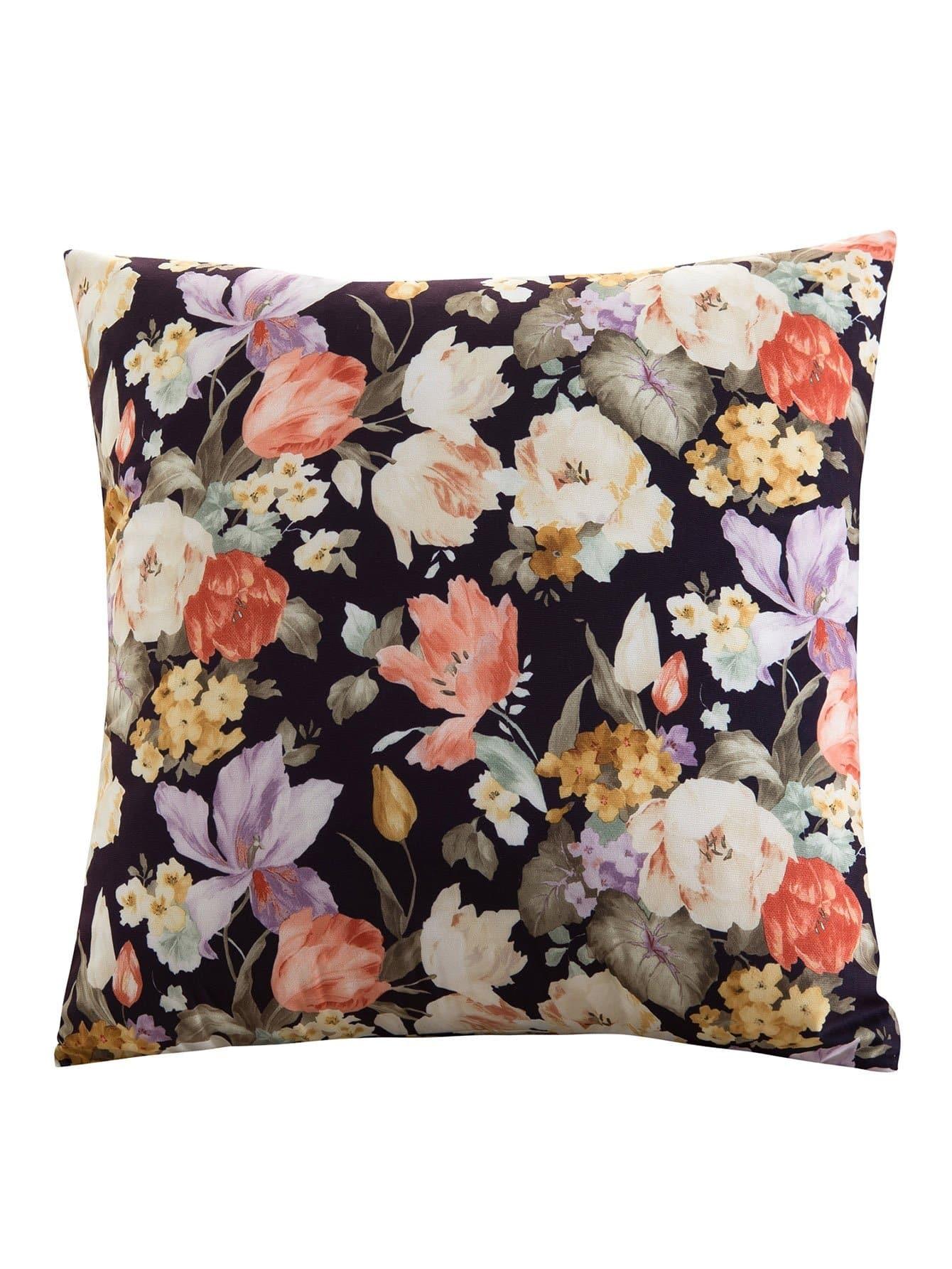 Allover Flower Pillowcase Cover 1PC