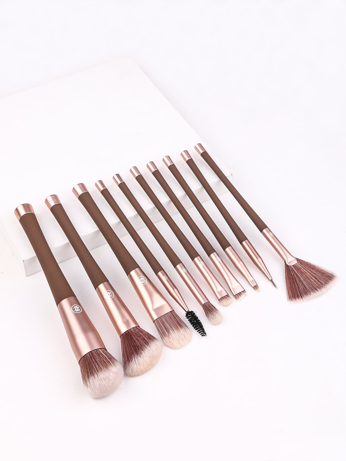 Soft Makeup Brush 10pcs With Bag