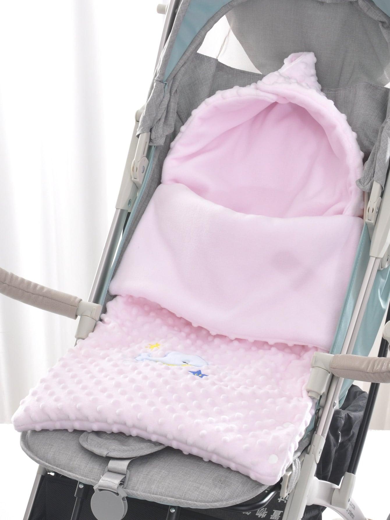 Купить Платье для животных Minky Dot Baby Blanket, null, SheIn