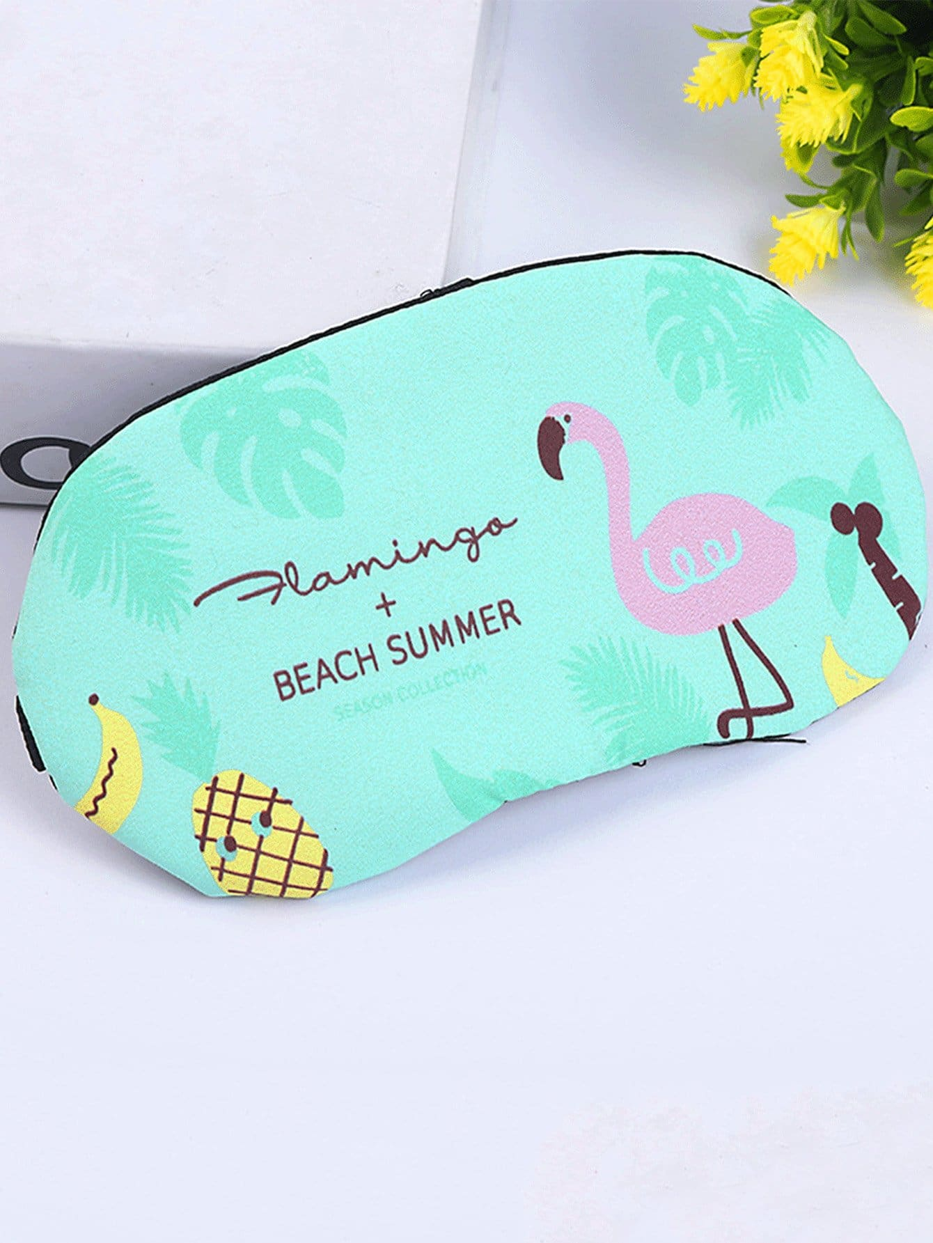 Купить Фламинго и писчая маска для глаз, null, SheIn