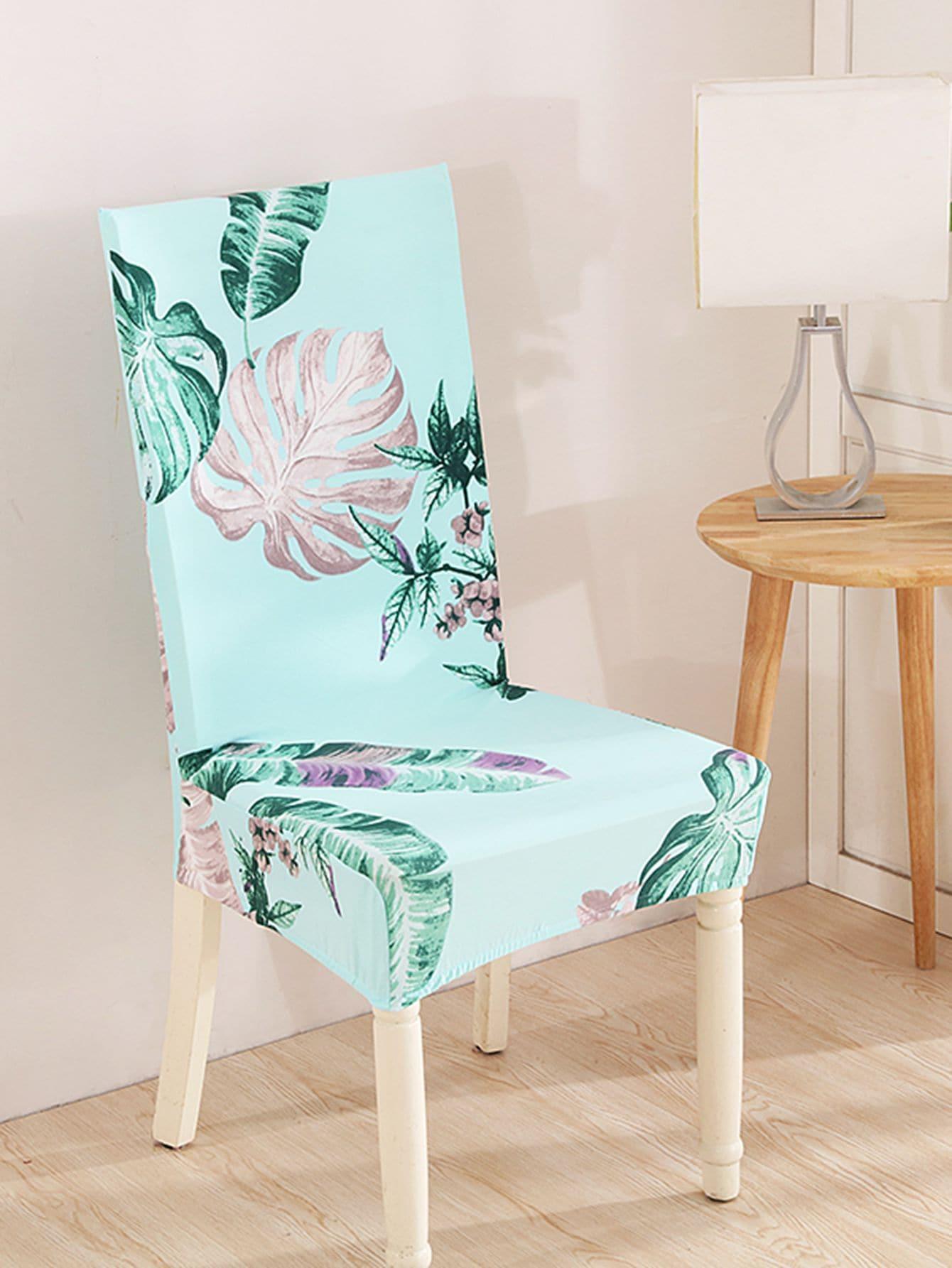 Купить Тропическая эластичная крышка для печатного кресла 1 шт., null, SheIn