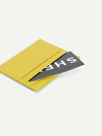 PU Card Wallet