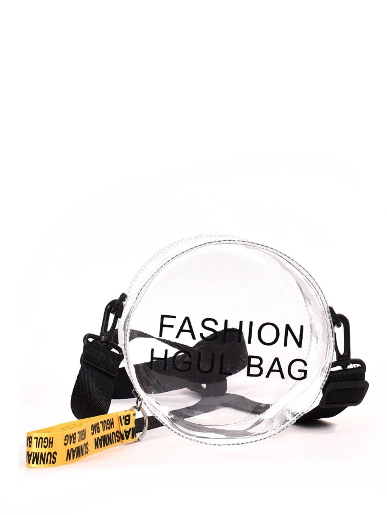 Повседневный белый Посланник сумки от SheIn