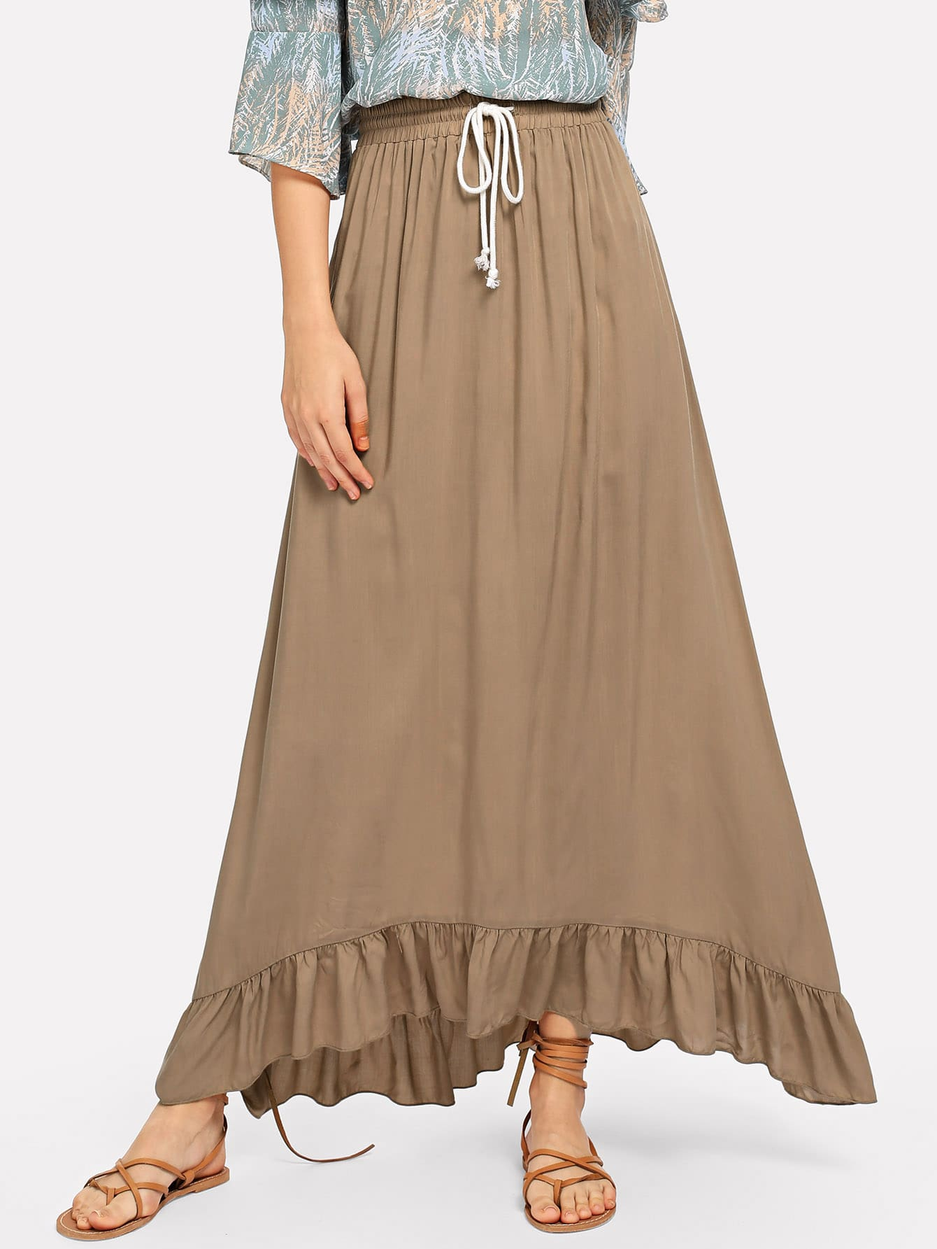 Купить Жестяная юбка, Teresa, SheIn