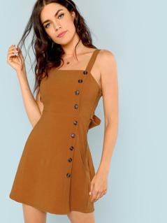 Sleeveless Cover All Dress