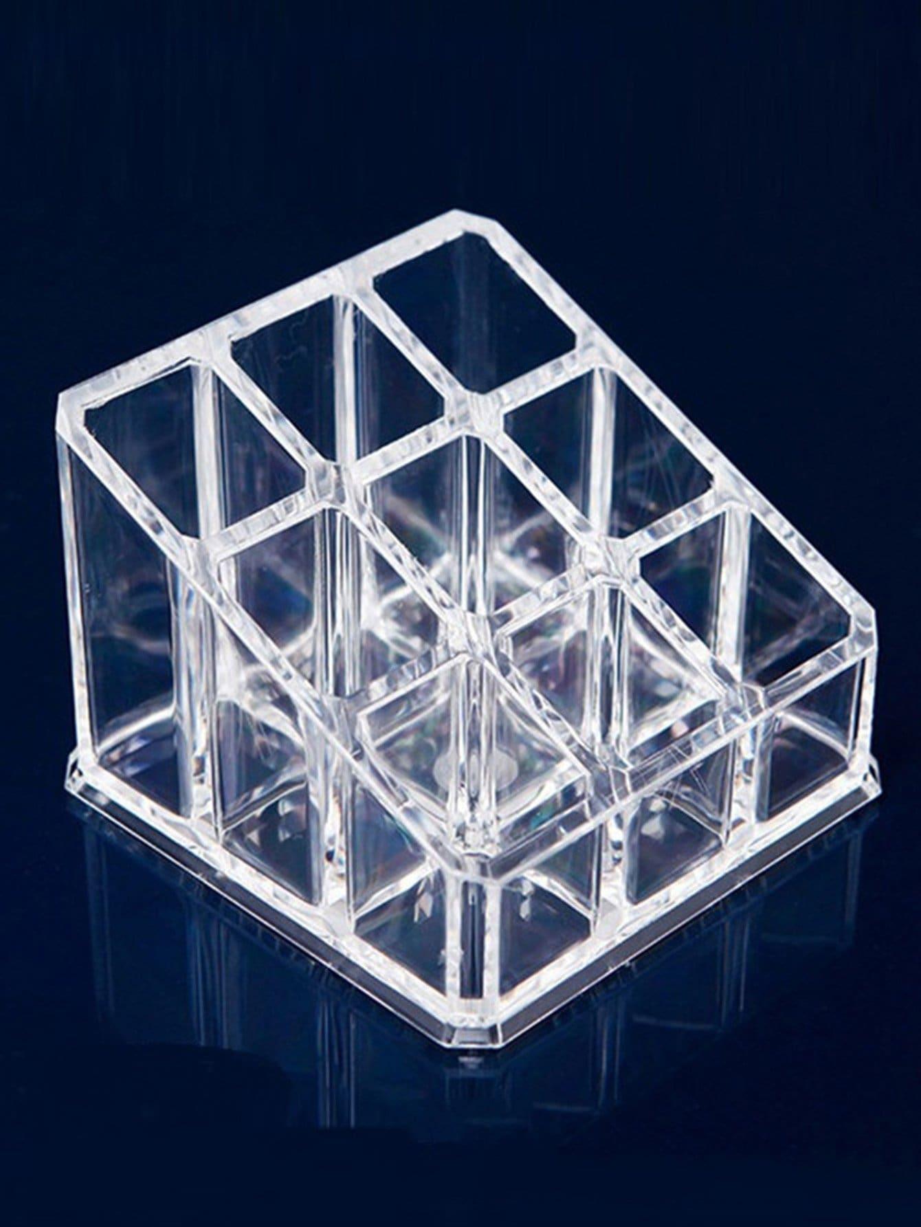 9 Compartment Clear Organizer