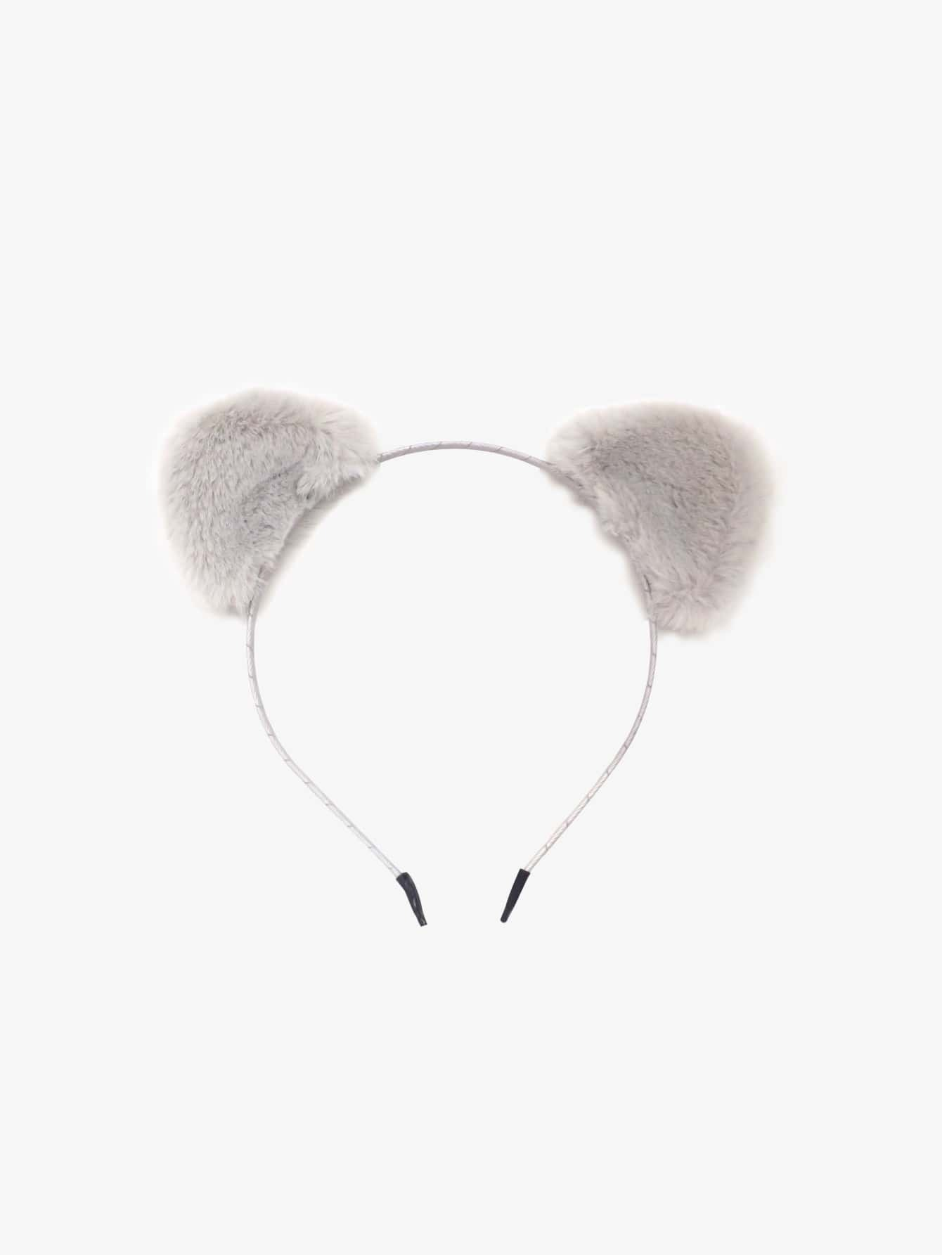 Бандана с украшением уха кота, null, SheIn  - купить со скидкой